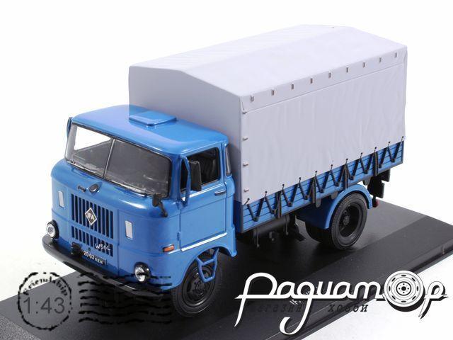 IFA W50L бортовой с тентом (г.Ленинград) (1983) VVM105