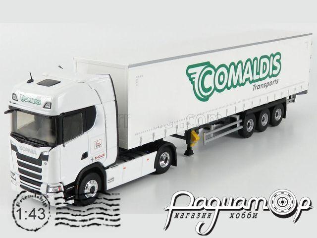 Scania S500, Comaldis Transports (2016) 116707