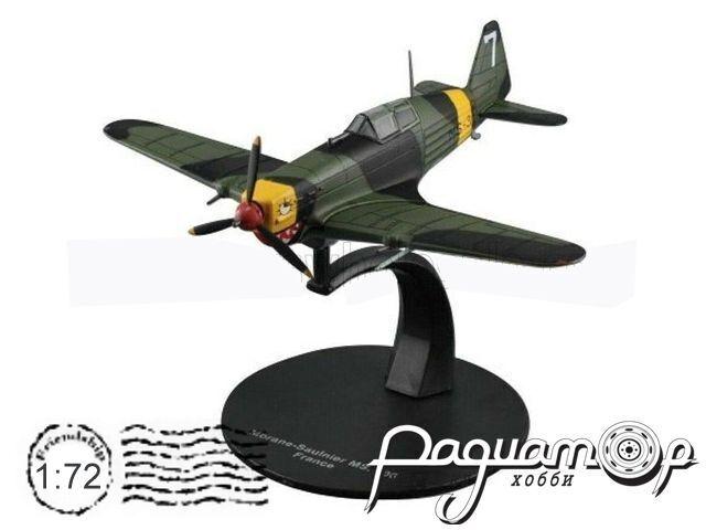 Morane-Saulnier MS.406 (1942) WW061
