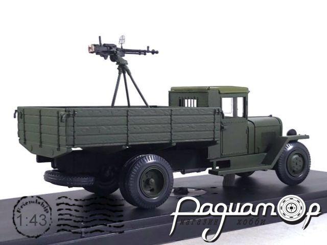 ЗиС-5В с пулеметом ДШК (1942) ZIS0508