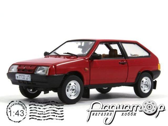 ВАЗ-2108 «Samara» (1986) IST096 (PV)