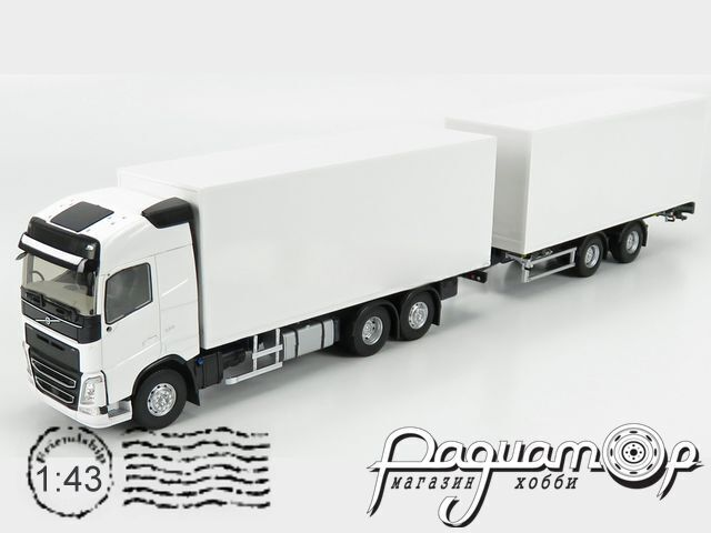 Volvo FH4 500 Truck Transports (2016) 116657