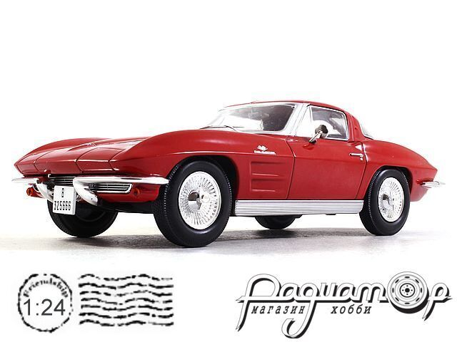 Chevrolet Corvette Sting Ray (1963) IT046