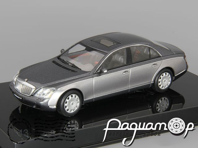 Maybach 57 SWB (2003) 56153