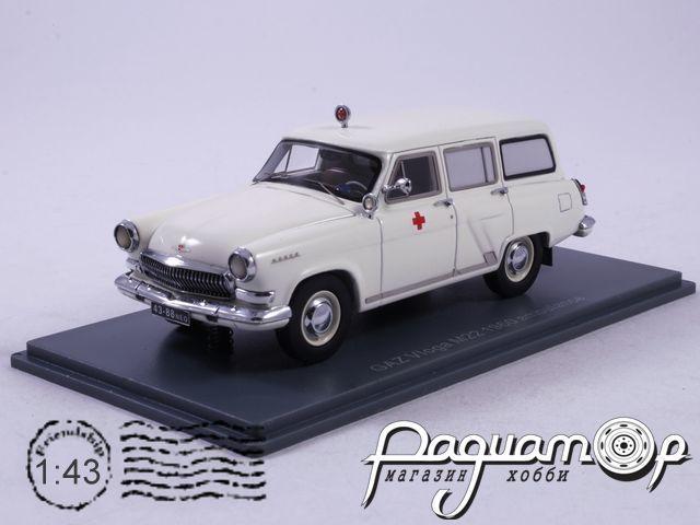 ГАЗ-М-22 «Волга» Скорая медицинская помощь (1960) NEO43808