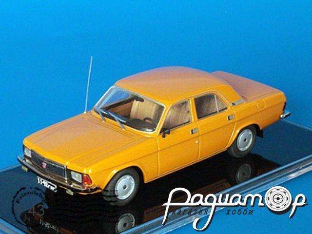 ГАЗ-3102 предсерийный (1981) ICV082