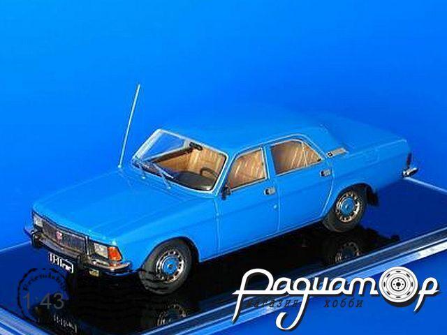 ГАЗ-3102 предсерийный (1981) ICV082A