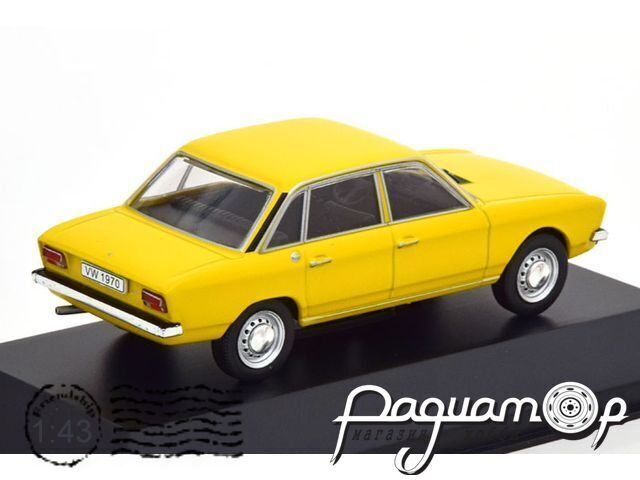 Volkswagen K70 (1970) VW-21