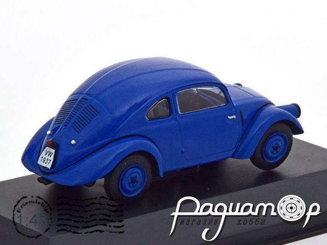 Volkswagen Prototyp W30 (1937) VW-16