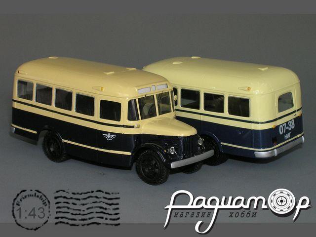Сборная модель ГЗА-651 K4-12.0