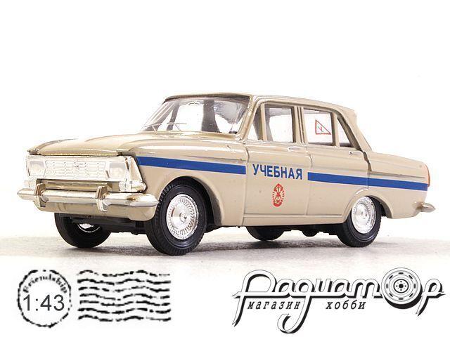 Москвич-412 Учебная (1967) июнь 1999 год (VZ)