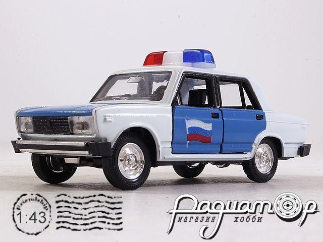 ВАЗ-2105 «Жигули» ГАИ (1979) 2008323 (VZ)