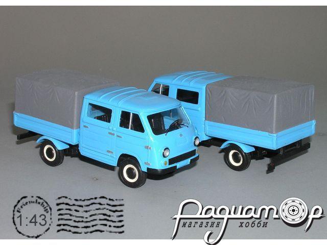 ЕрАЗ-762ВДП пикап с тентом (1991) V2-62