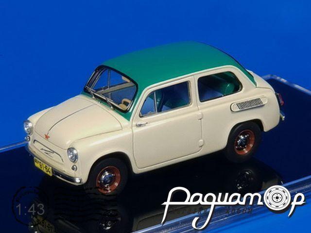 ЗАЗ-965 «Запорожец» (1961) ICV179