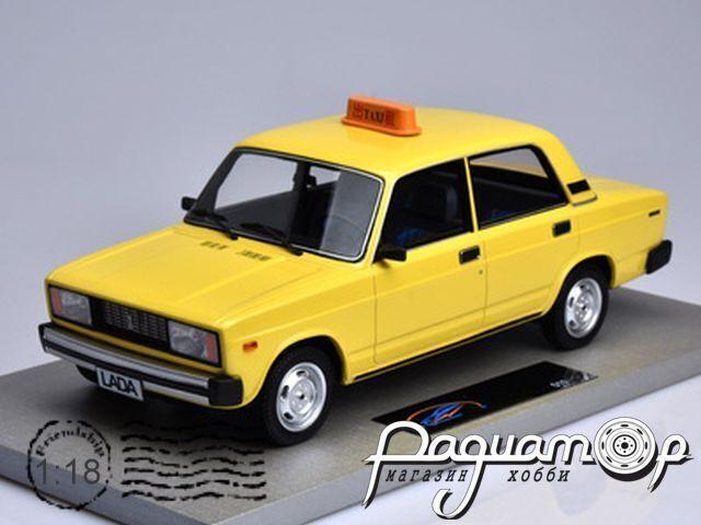 ВАЗ-2105 «Жигули» Такси (1986) 438923