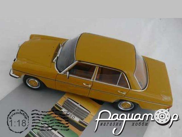 Mercedes-Benz 200D/8 (W115) 2-Series (1973) 183771