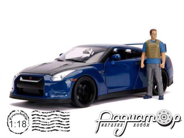 Nissan GT-R из к/ф