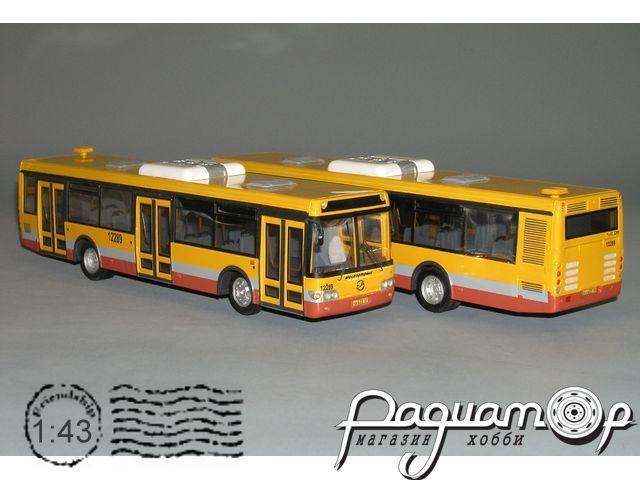 ЛиАЗ-5292.21 экспресс Москва (2004) V9-21.4