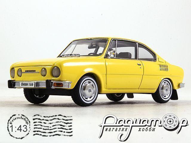 Skoda 110R Coupe (1972) 44485 (PV)