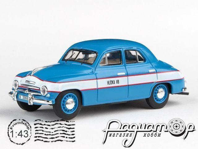 Skoda 1201 Hlidka VB (1956) 143ABSX-711XA