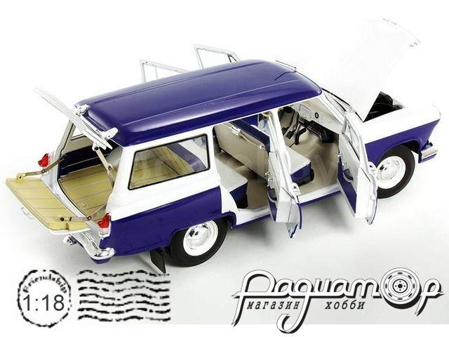 ГАЗ-M-22B Passenger Estate Car (1967) IST18003ABW