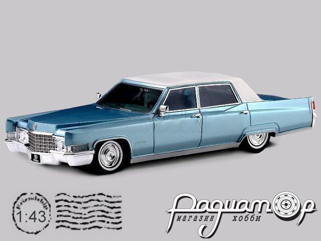 Cadillac Fleetwood 60 Special Brougham (1965) STM69201