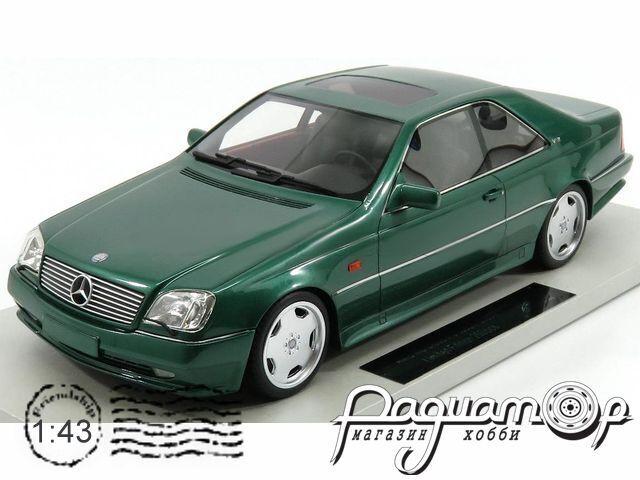 Mercedes-Benz CL-Class CL600 AMG 7.0 Coupe (1994) TM43-006A