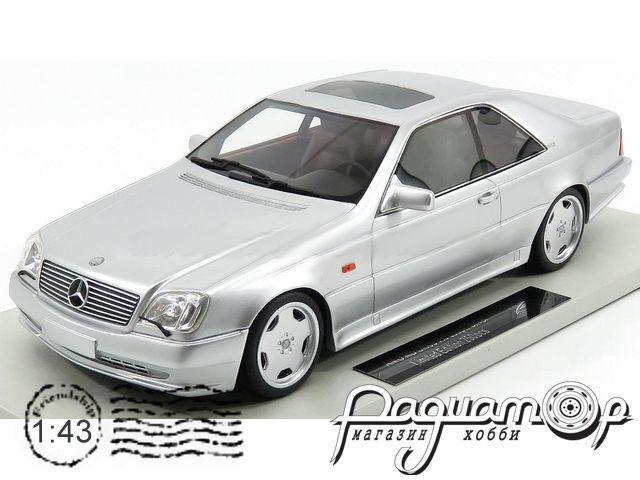 Mercedes-Benz CL-Class CL600 AMG 7.0 Coupe (1994) TM43-006B
