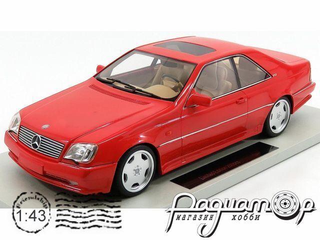 Mercedes-Benz CL-Class CL600 AMG 7.0 Coupe (1994) TM43-006C