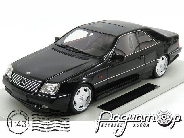 Mercedes-Benz CL-Class CL600 AMG 7.0 Coupe (1994) TM43-006D