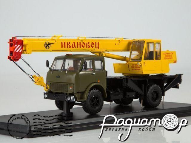 Автокран КС-3577 (5334) (1977) SSM1414