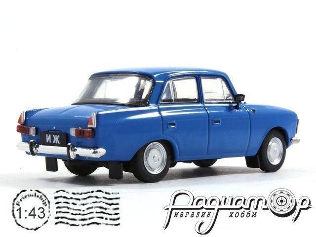Автолегенды СССР №85, ИЖ-412-028 «Москвич» (1982) (I) 2092
