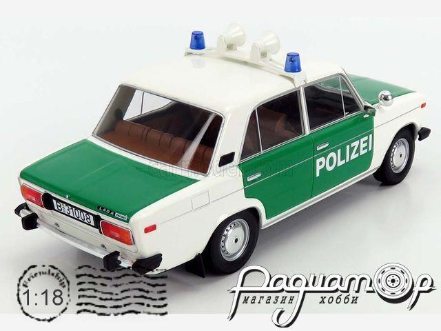 ВАЗ-2106 «Жигули» BRD Police (1976) T9-1800245