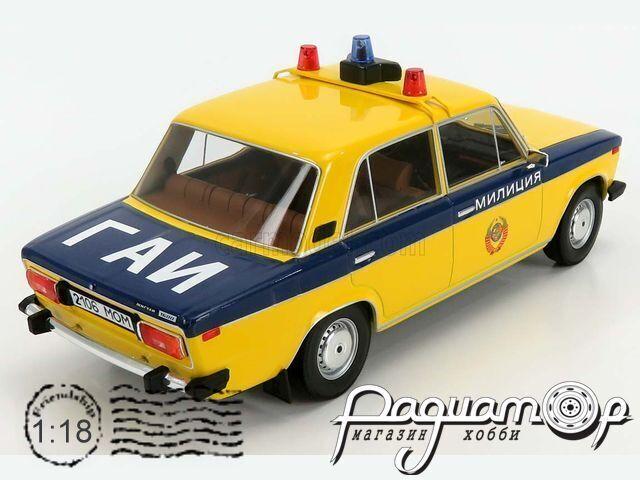 ВАЗ-2106 «Жигули» Милиция СССР (1976) T9-1800246