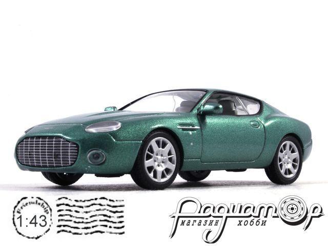 Суперкары №43, Aston Martin DB7 Zagato (2002)