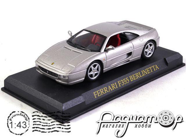 Коллекция Феррари №26 Ferrari F355 Berlinetta (1994)