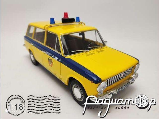 ВАЗ-2102 «Жигули» Милиция СССР (1970) T9-1800233