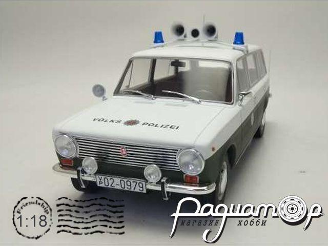 ВАЗ-2102 «Жигули» DDR Wolkspolizei (1970) T9-1800230