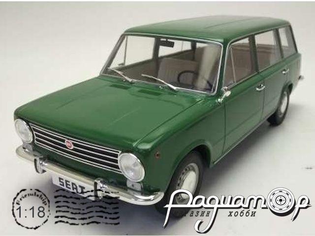 Seat Fiat 124 Familiare (1968) T9-1800226