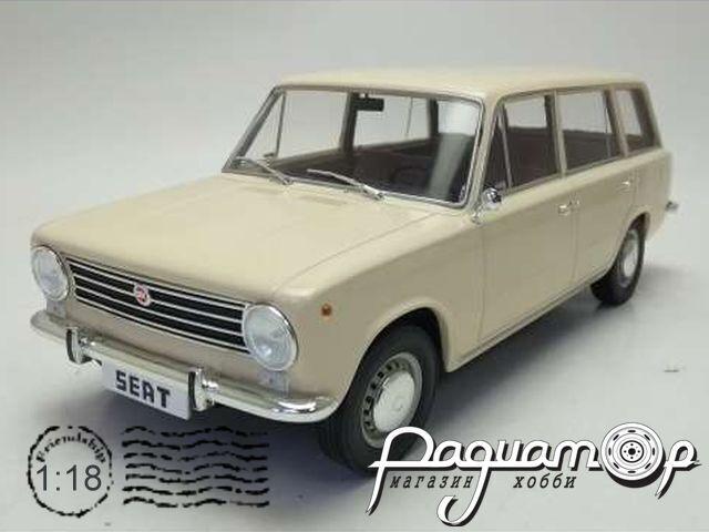 Seat Fiat 124 Familiare (1968) T9-1800225