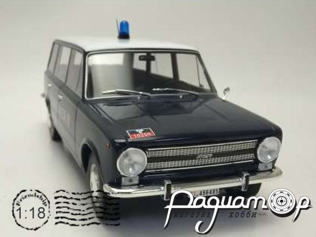 Fiat 124 Familiare Carabinieri (1972) T9-1800222