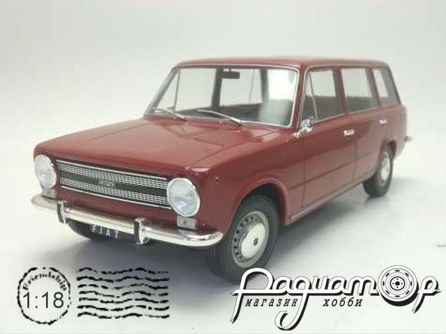 Fiat 124 Familiare (1972) T9-1800221