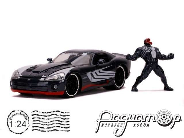 Dodge Viper SRT-10 with Venom Figure (2008) 31750