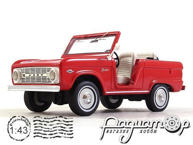 Ford Bronco Roadster (1967) 47210