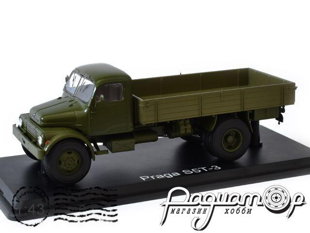 Praga-S5T бортовой (1957) SSM1424