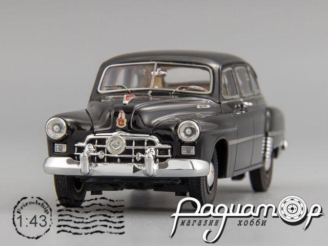 Личный автомобиль Василия Иосифовича Сталина, Москва (1952) 101204
