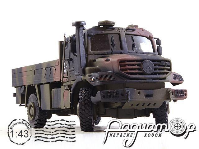 Mercedes-Benz Zetros GLF 1833 (4x4) (2008) 2000901
