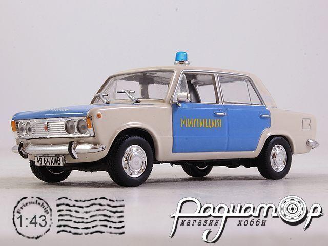 Polski Fiat 125p Милиция СССР (1967) 2332