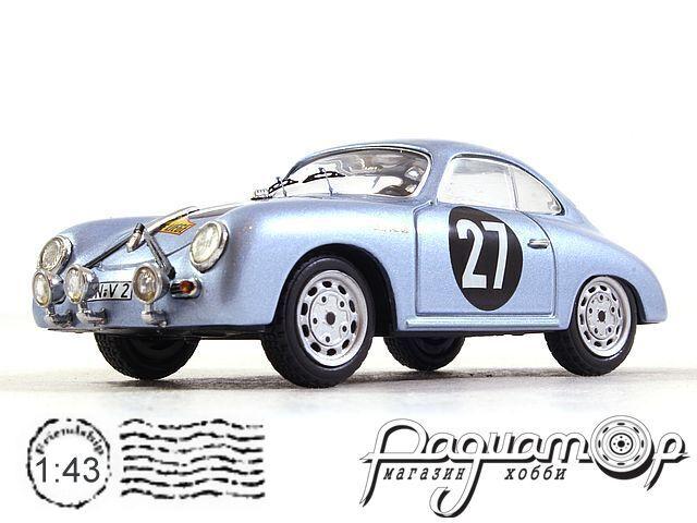 "Porsche 356A №27 ""Liege-Rome-Liege"" (1959) 02507 (TI)"