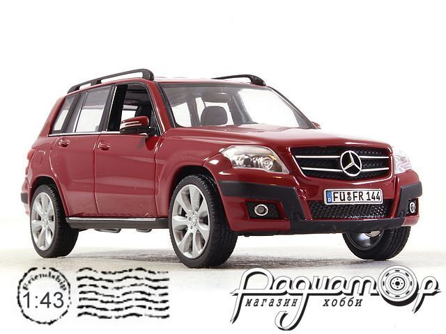 Mercedes-Benz GLK Offroad (2008) 07246 (TI)